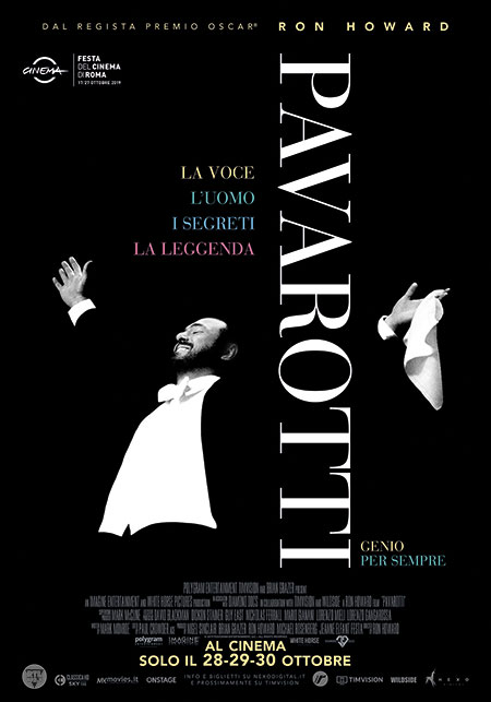Pavarotti di Ron Howard