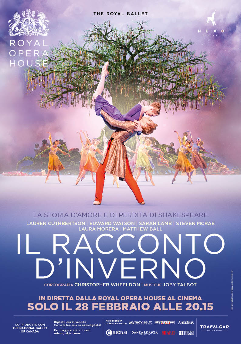 The Royal Ballet: Il racconto d'inverno