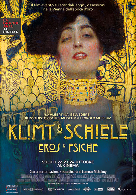 La grande arte al cinema – Klimt & Schiele. Eros e psiche