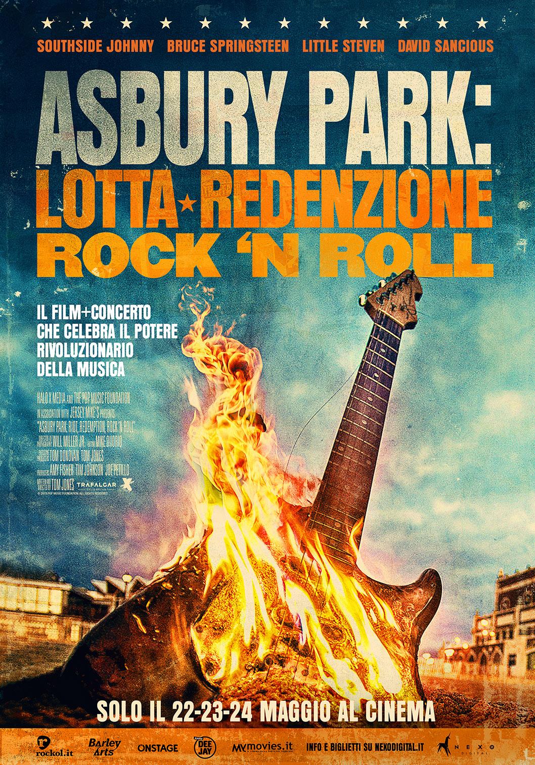Asbury Park: lotta, redenzione, rock and roll