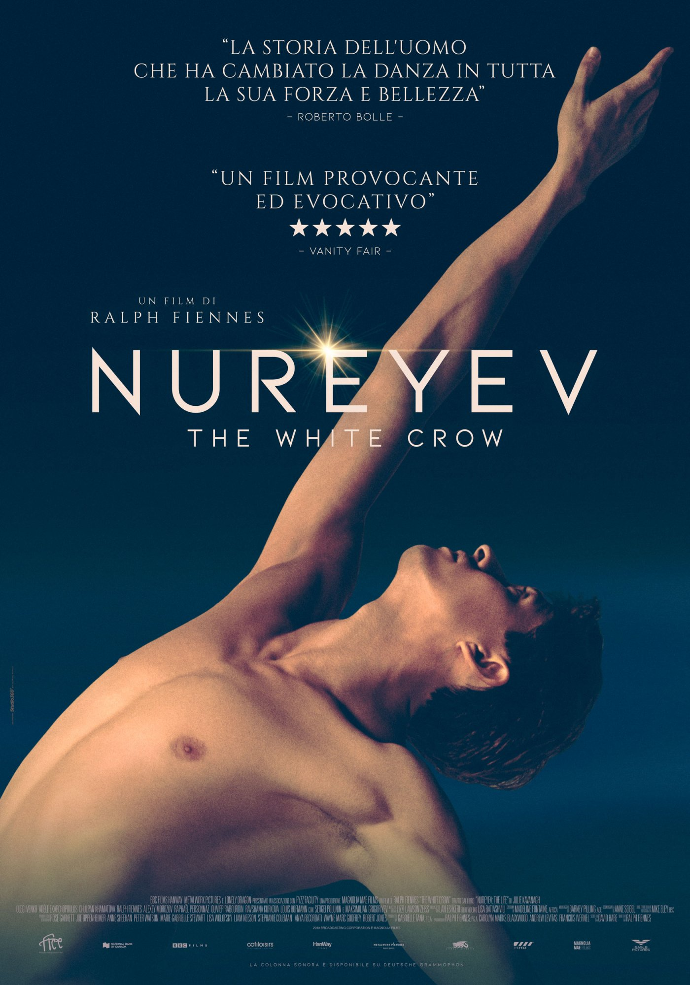 Nureyev. The White Crow