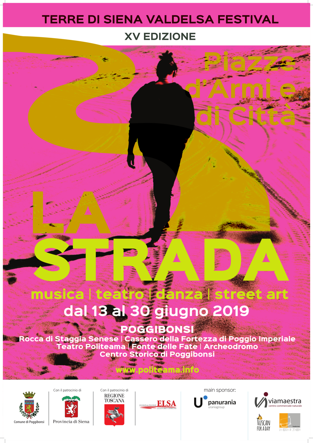 Festival Piazze d'Armi e di Città 2019