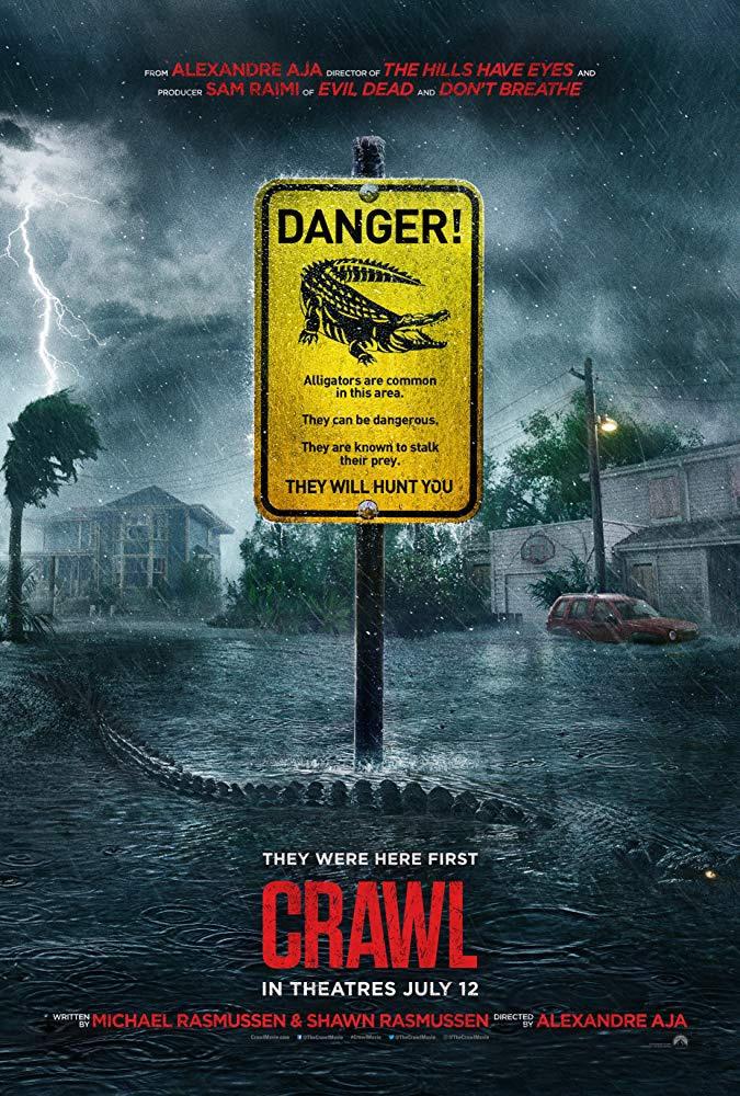Crawl – Intrappolati