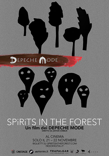 Depeche mode – Spirits in the Forest