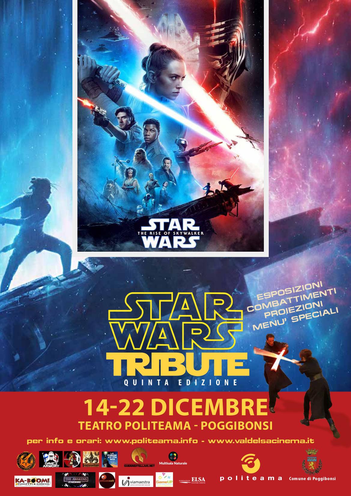 Star Wars Tribute – Quinta Edizione