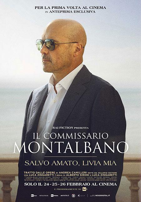 Il Commissario Montalbano | Salvo Amato, Livia mia