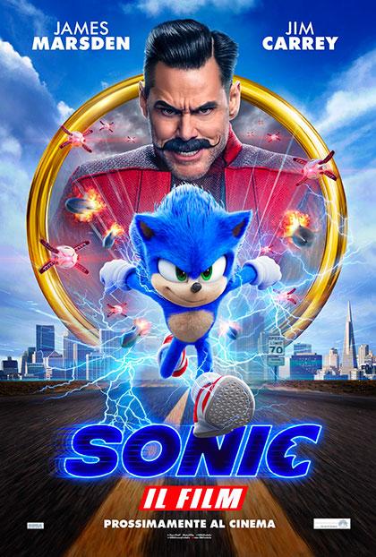 Sonic. Il film